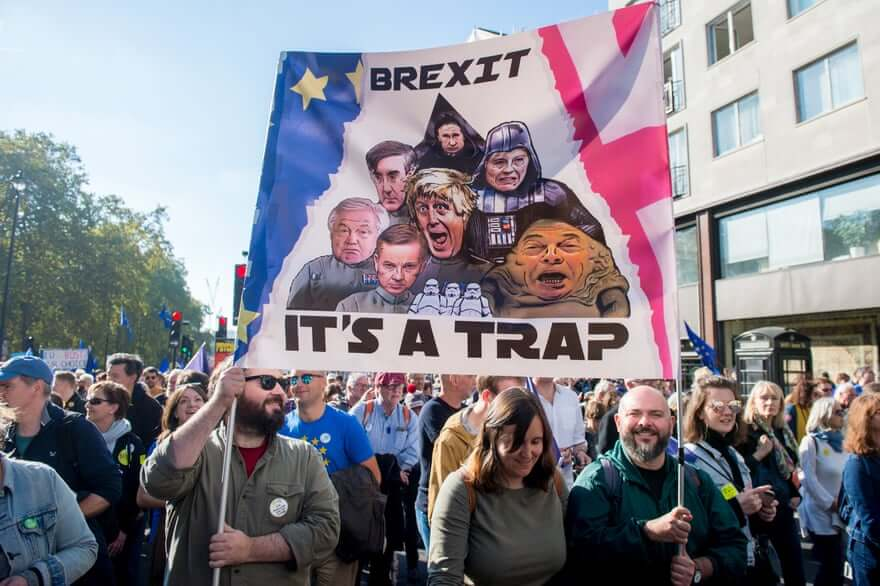 Brexit is a trap