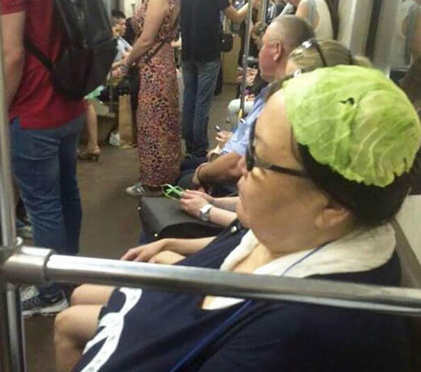 head-of-lettuce-on-the-subway