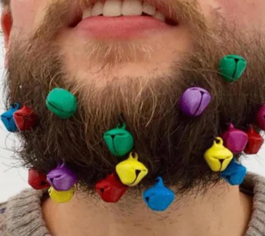 jingle beard