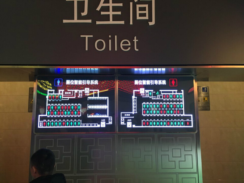 toilet indicators