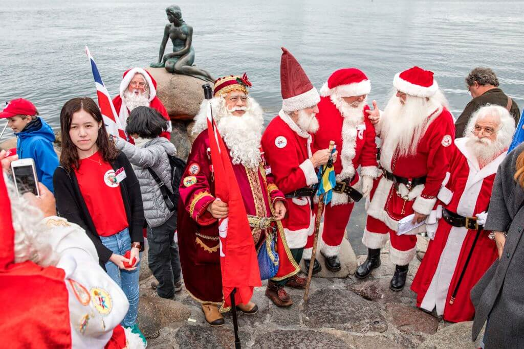 DENMARK-SANTA-CLAUS-WORLD-CONGRESS