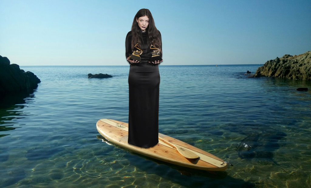 lorde-on-a-board