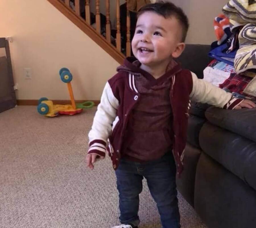 very cute kid