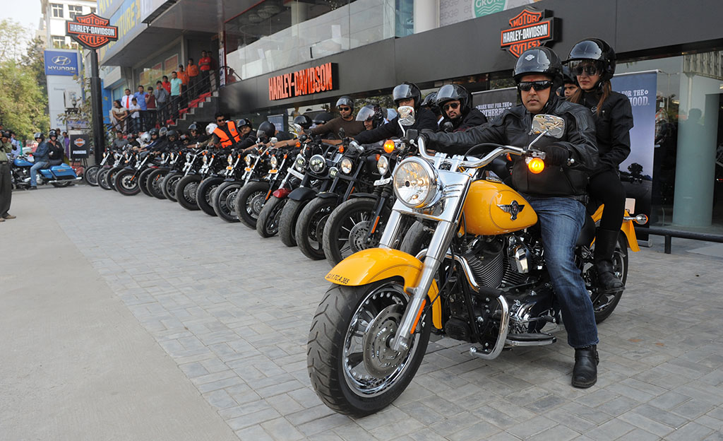 Stolen Harley