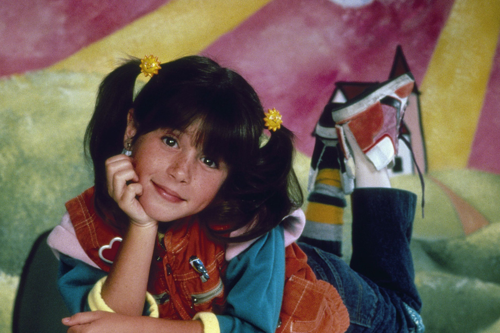 punky brewster on television