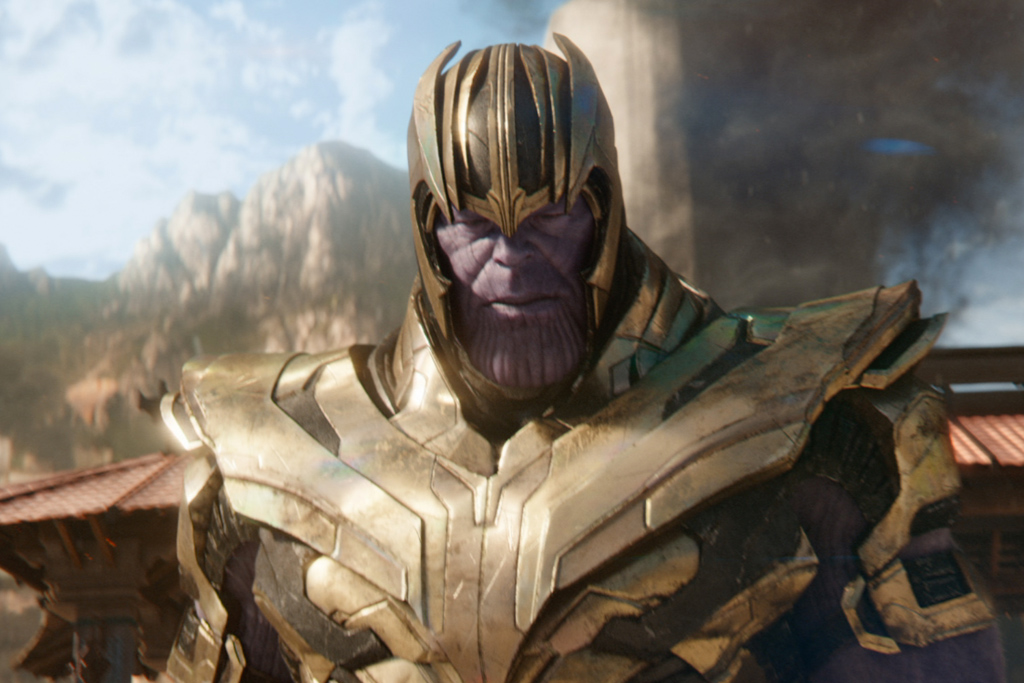thanos is an outcast in the comics
