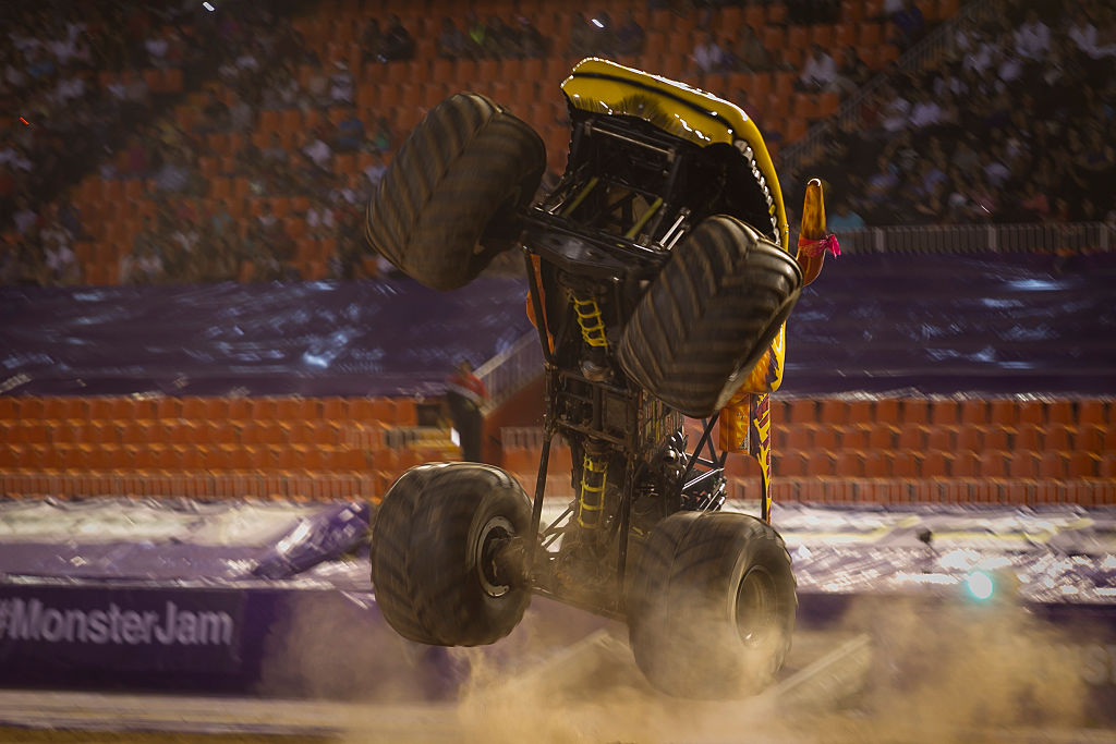 monster trucks can be turned off remotely