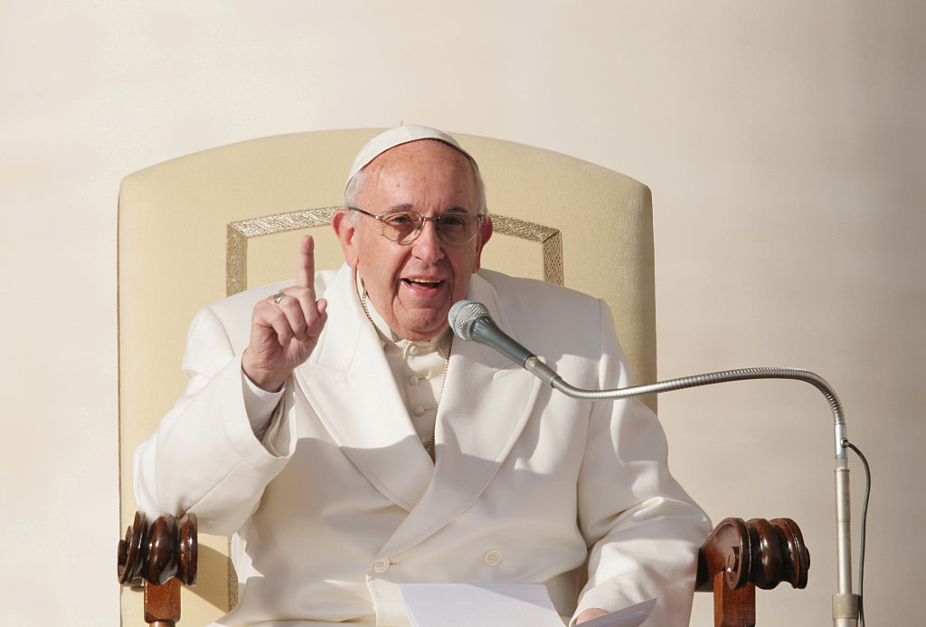 pope francis 18