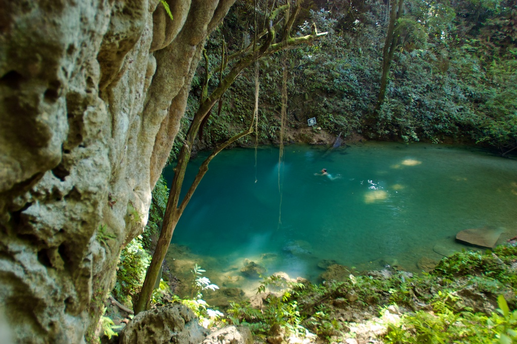 Second Blue Hole