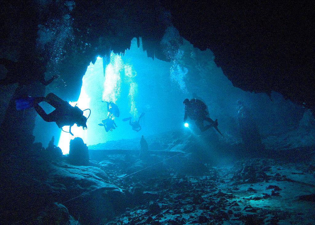 Surrounding Cenotes