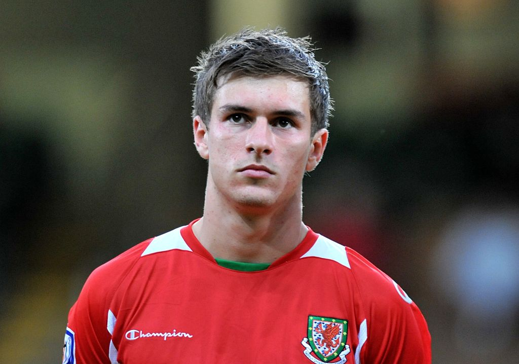 aaron ramsey welsh soccer star and his curse