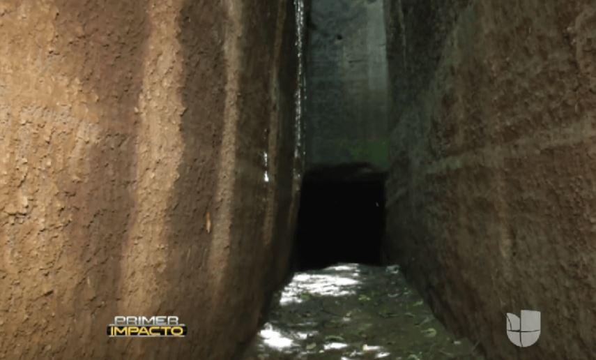 santiago sanchez tunnel