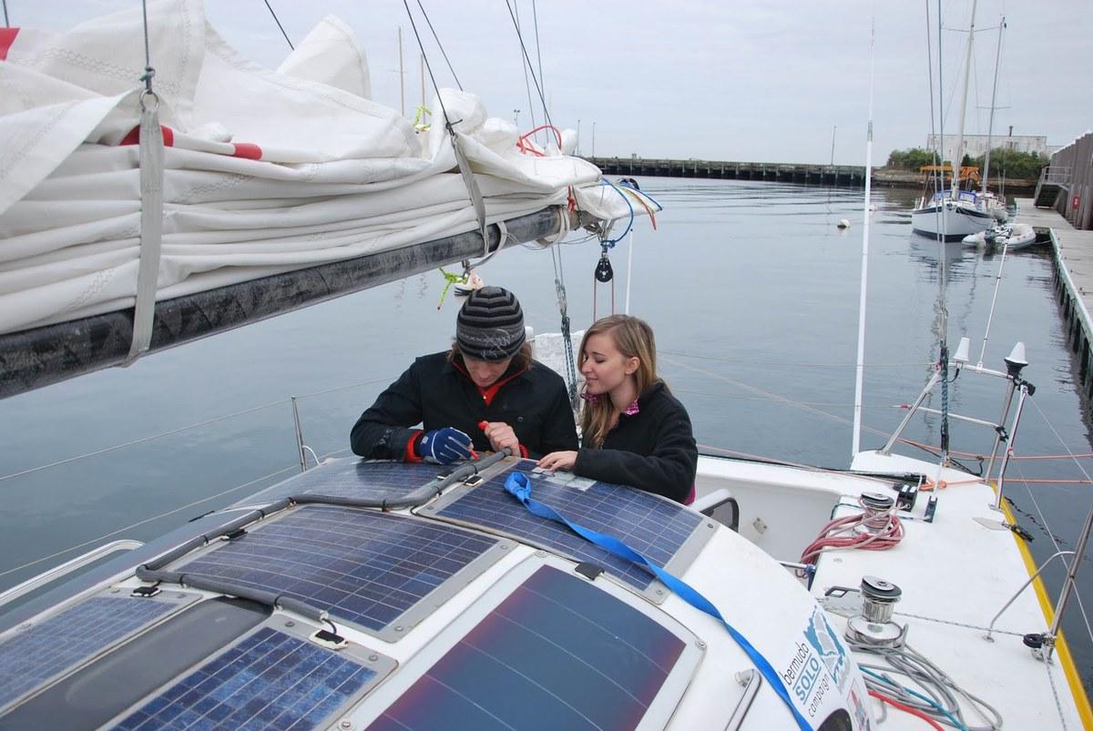 abby sunderland tj simers critics boat reunion