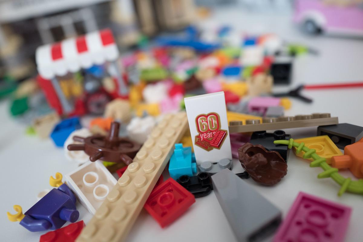 Lego turns 60