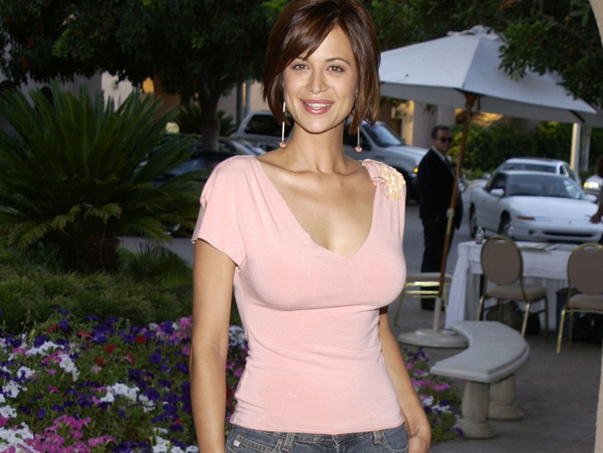 Catherine Bell Star Of Jag