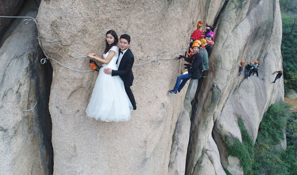 cliff marriage
