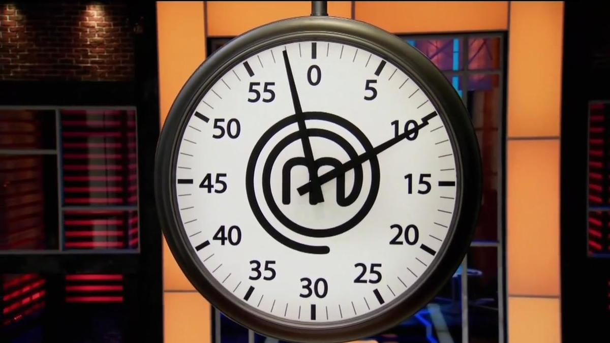 MasterChef Clock