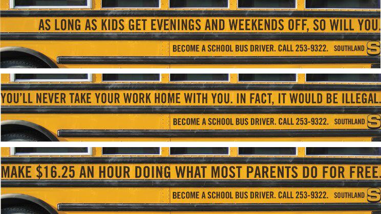 funny school bus job description