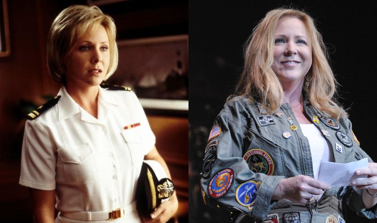 karri turner plays harriet sims on jag