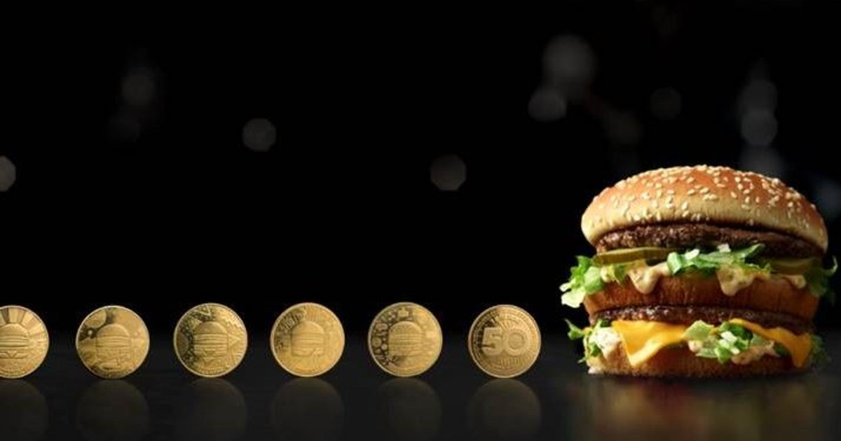 mcdonalds maccoin burger king feud