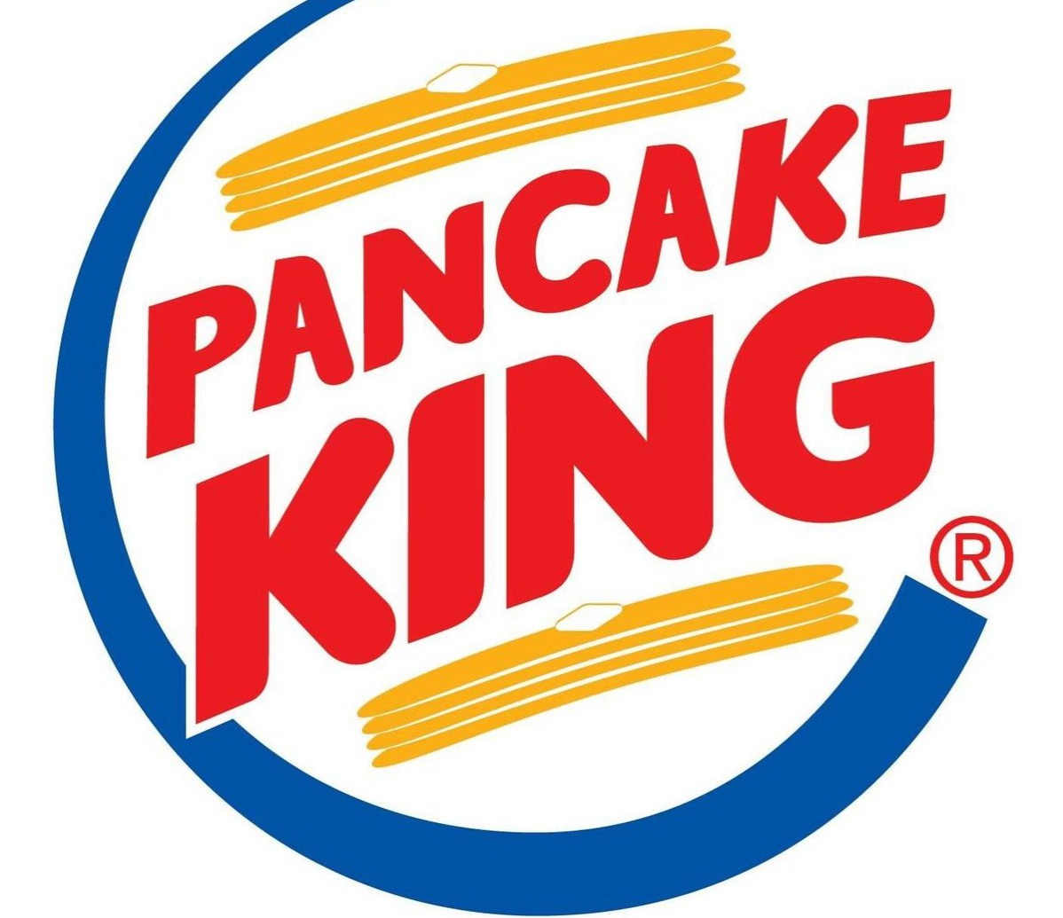 pancake king burger king trolling ihop digiorno white house wendy's