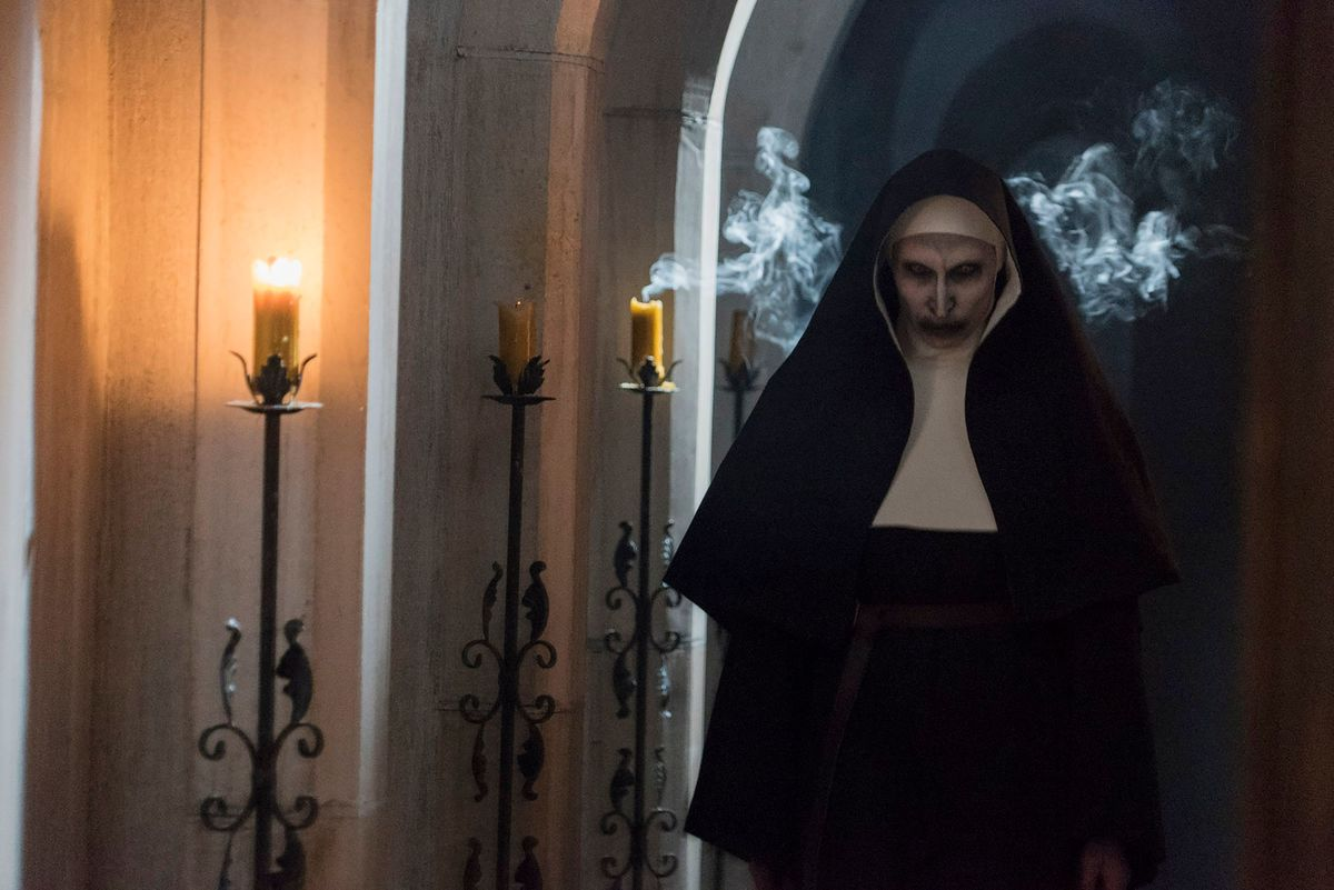 the nun conjuring 2 warren case files