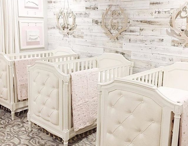 triplets room design
