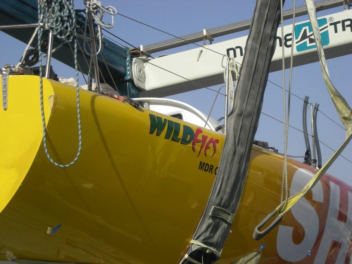wild eyes broght ashore abby sunderland boat reunion