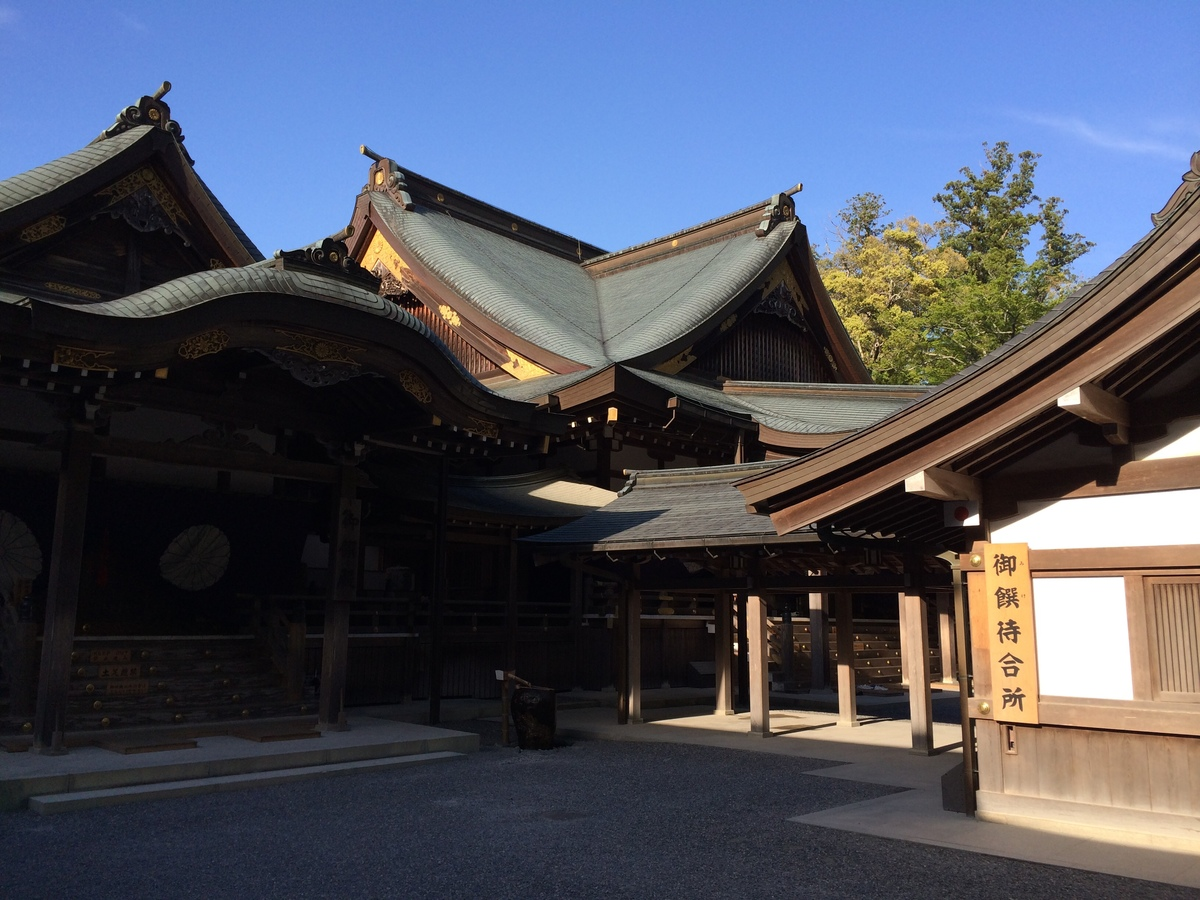 secret places ise grand shrine