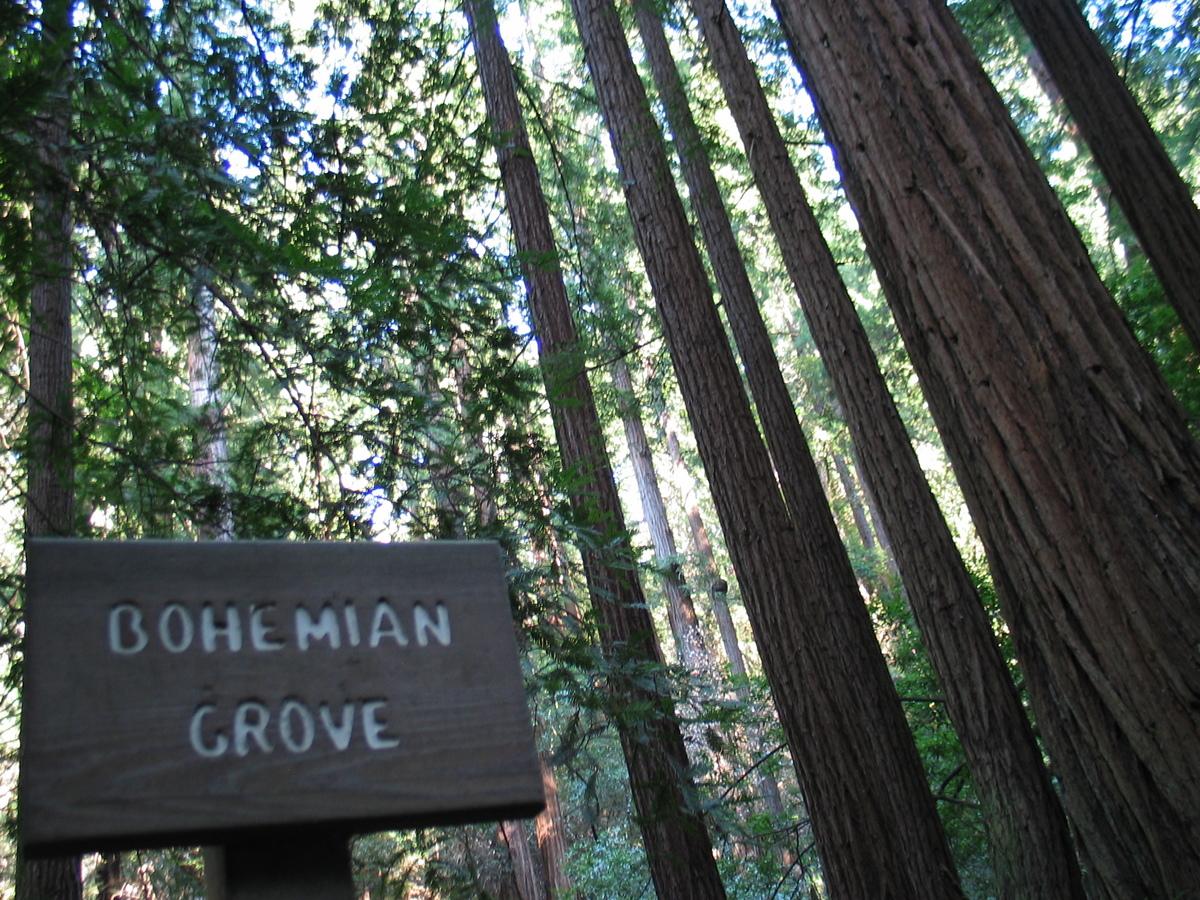 secret places bohemian grove