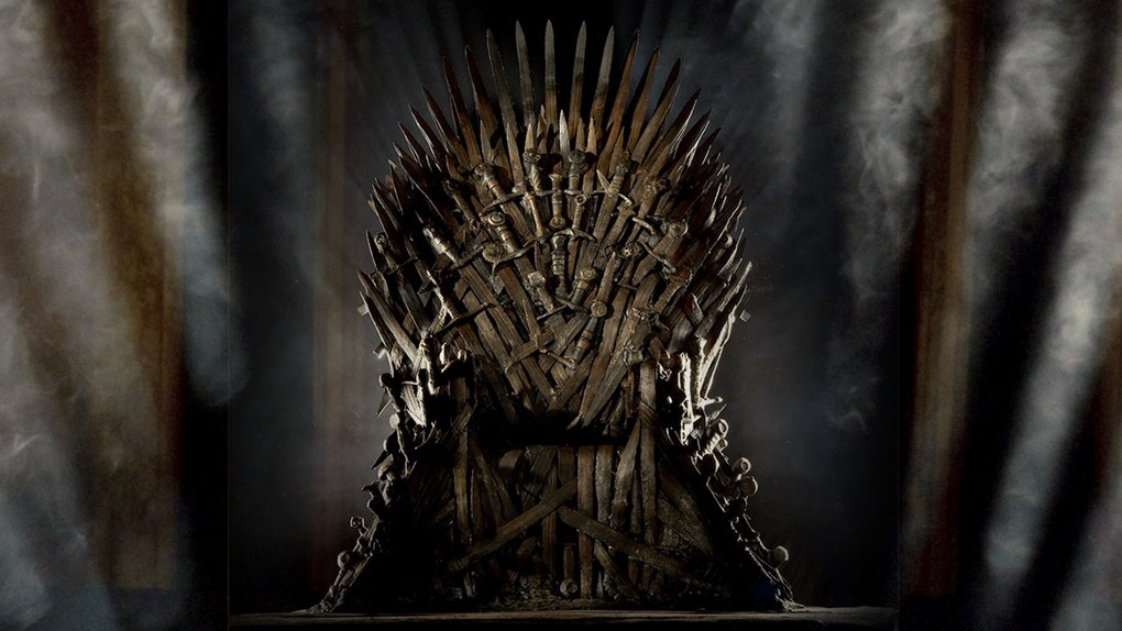 iron throne game of thrones series finale