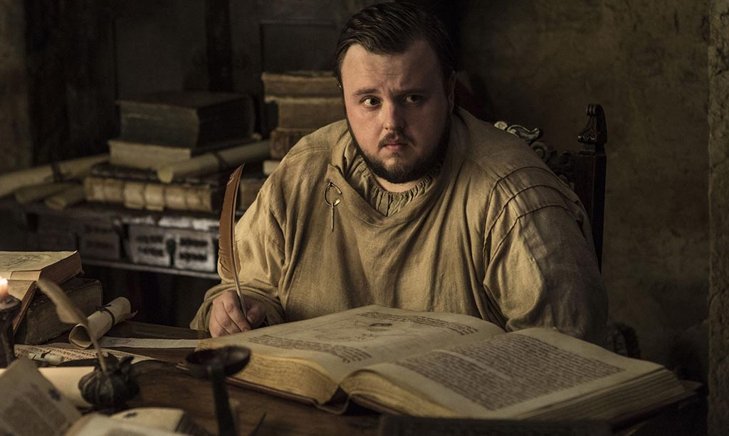 sam the author game of thrones