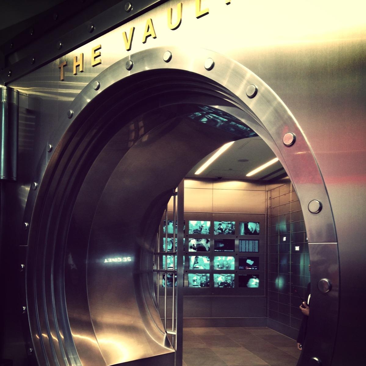 secret places coca cola vault