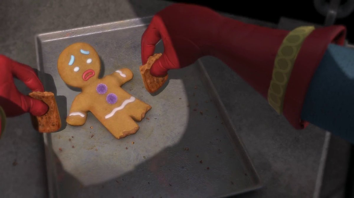 gingerbread man no legs like bran
