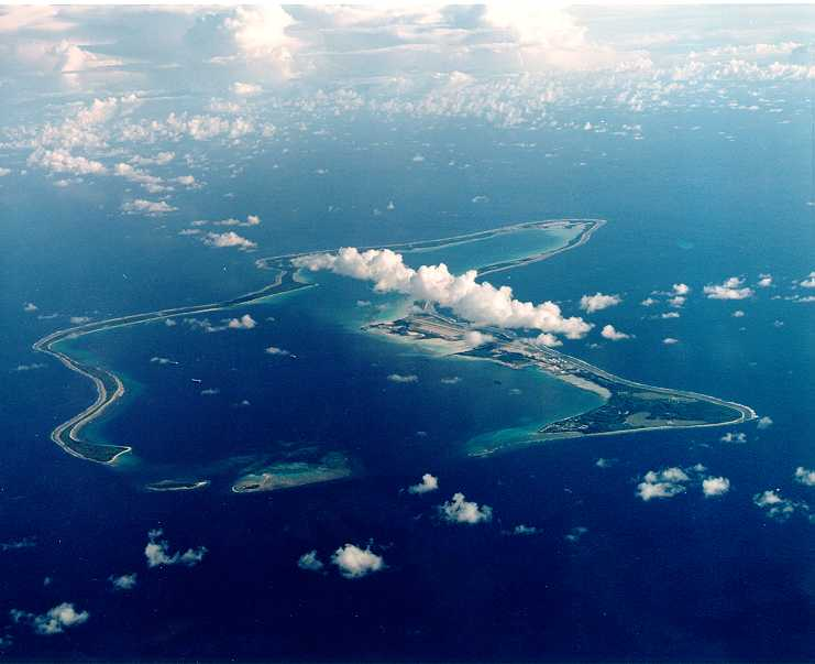 secret places Diego garcia base