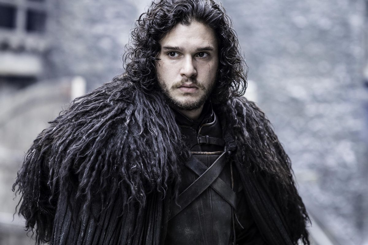 Jon Snow game of thrones series finale nights watch