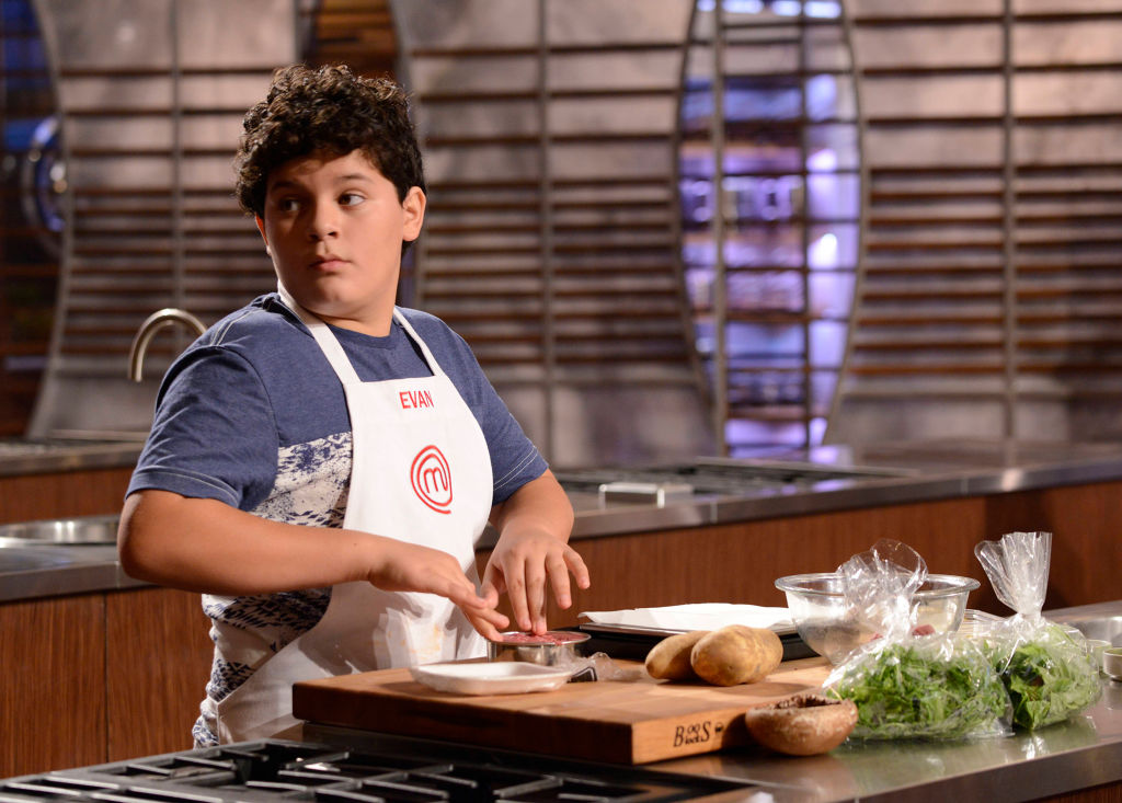 MasterChef Junior Contestant