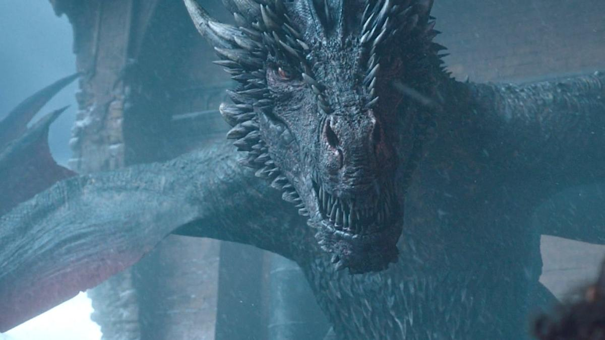 drogon game of thrones finale