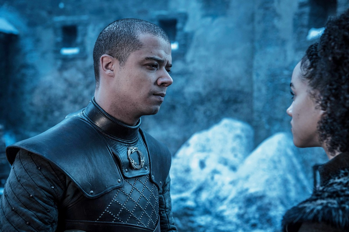 grey worm game of thrones series finale