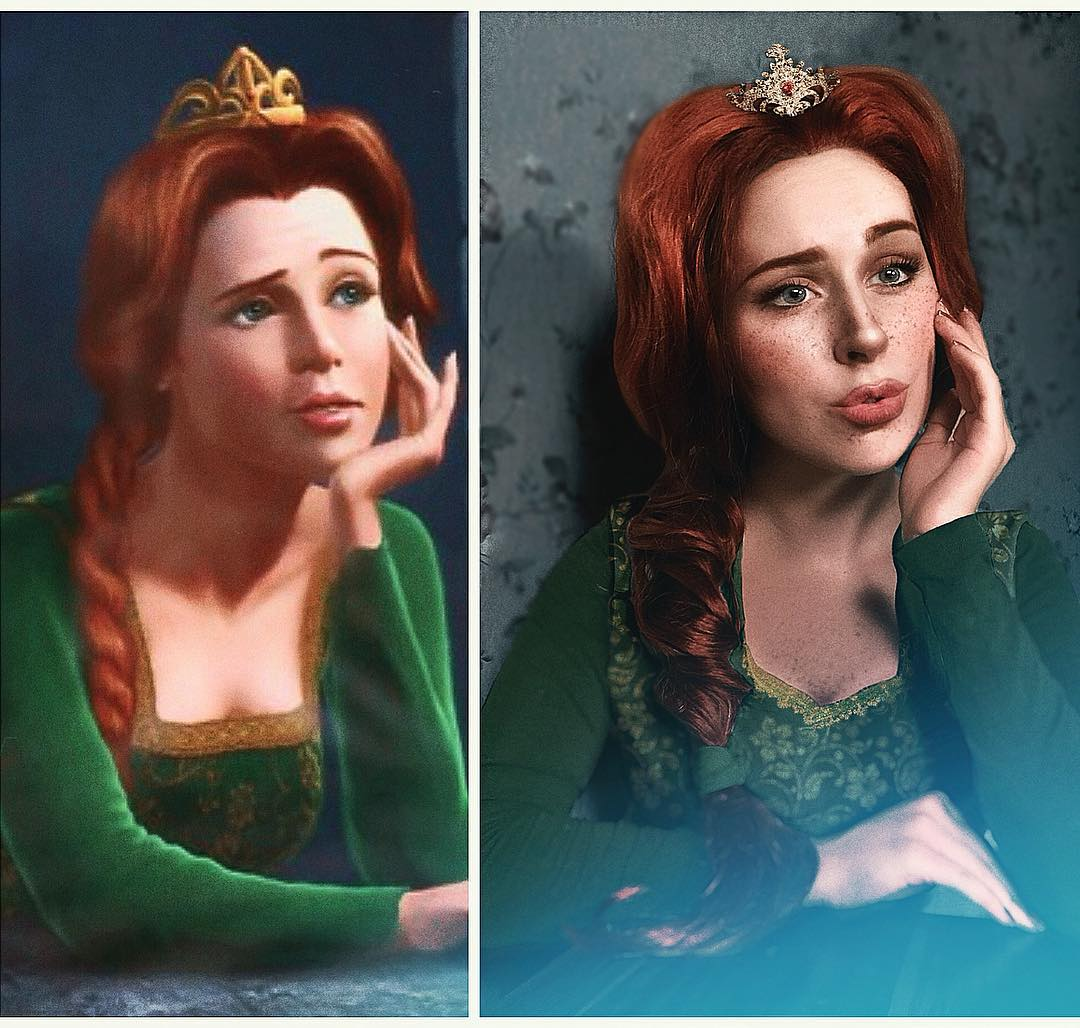 jules as fiona