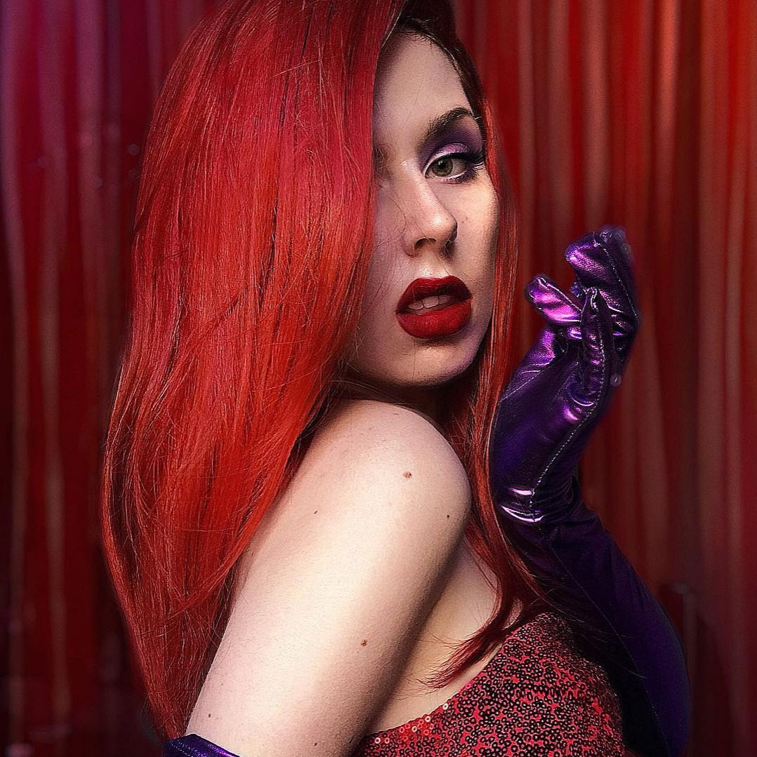 jules as jessica rabbit