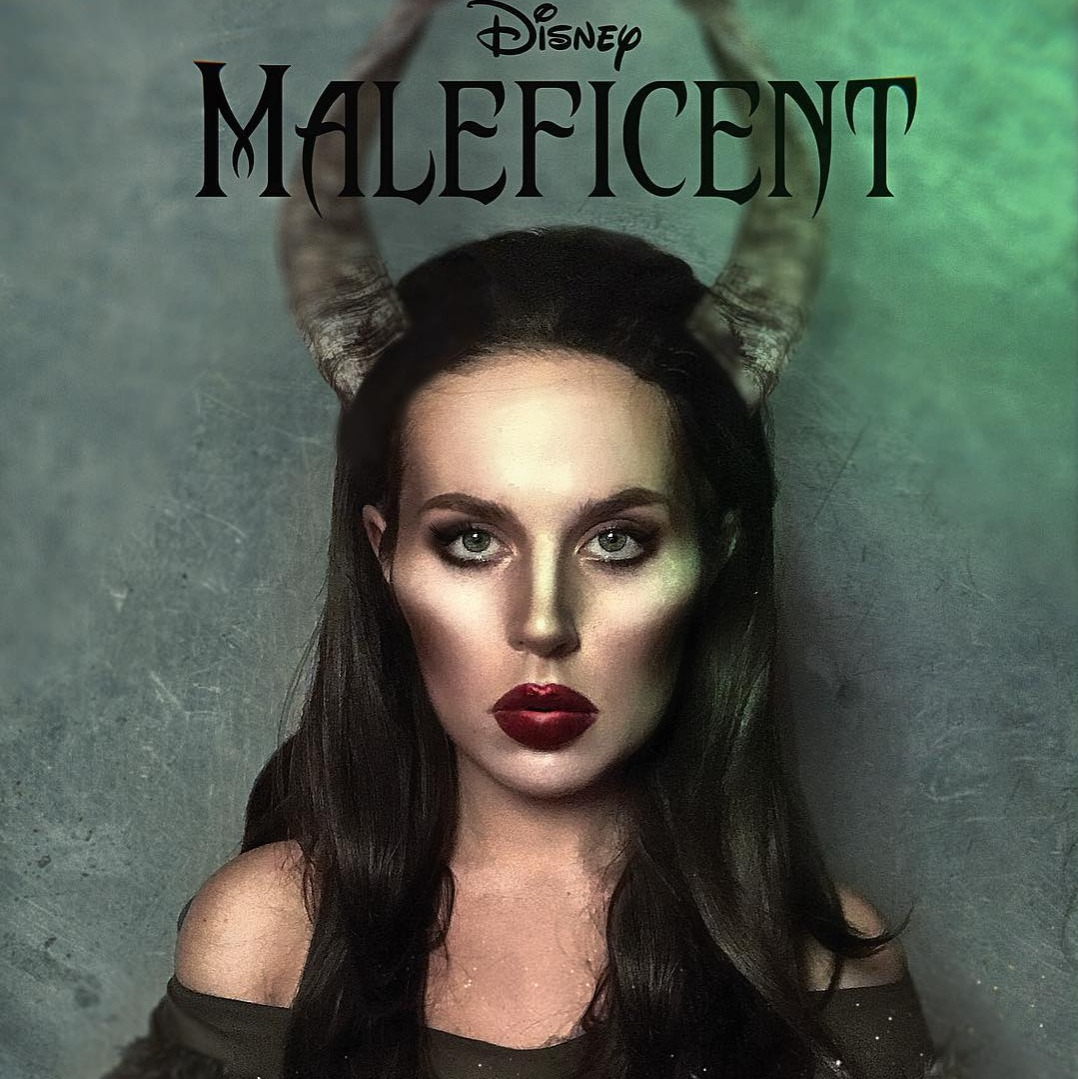 jules as maleficent