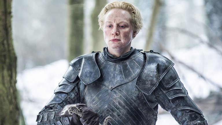 brienne of tarth game of thrones series finale