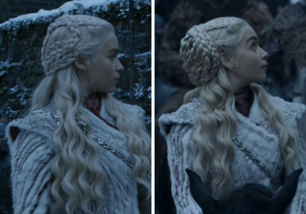 daenerys braid change episode one GoT