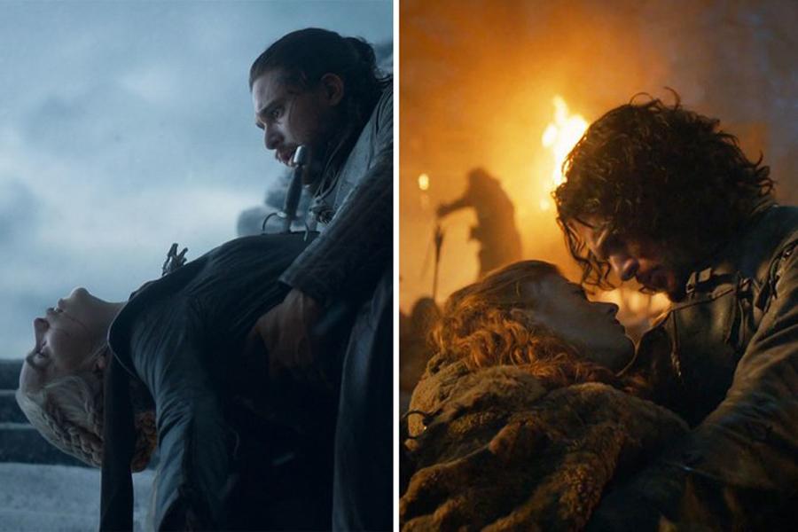 jon snow romance game of thrones