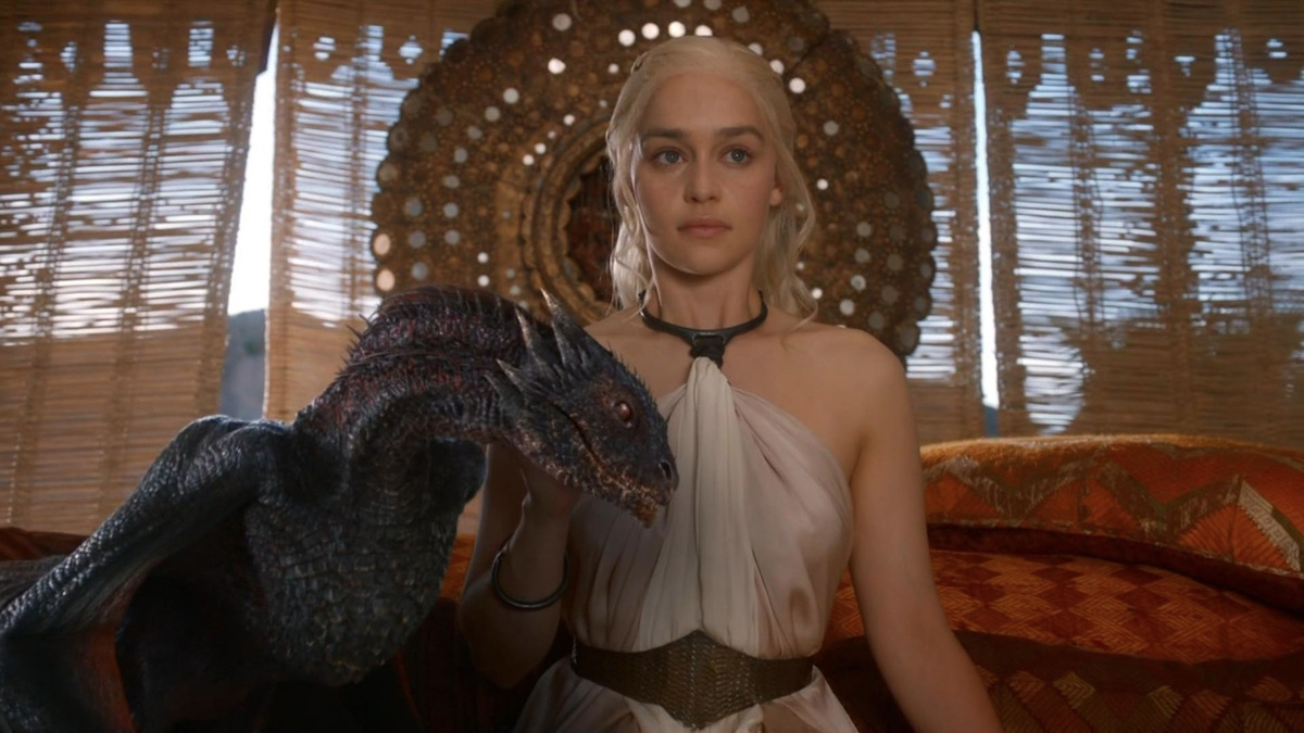 daenerys and drogo game of thrones