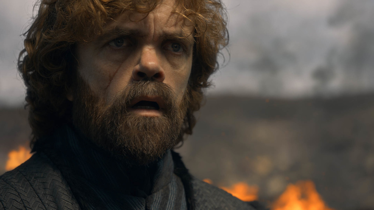 tyrion is questioning things game of thrones