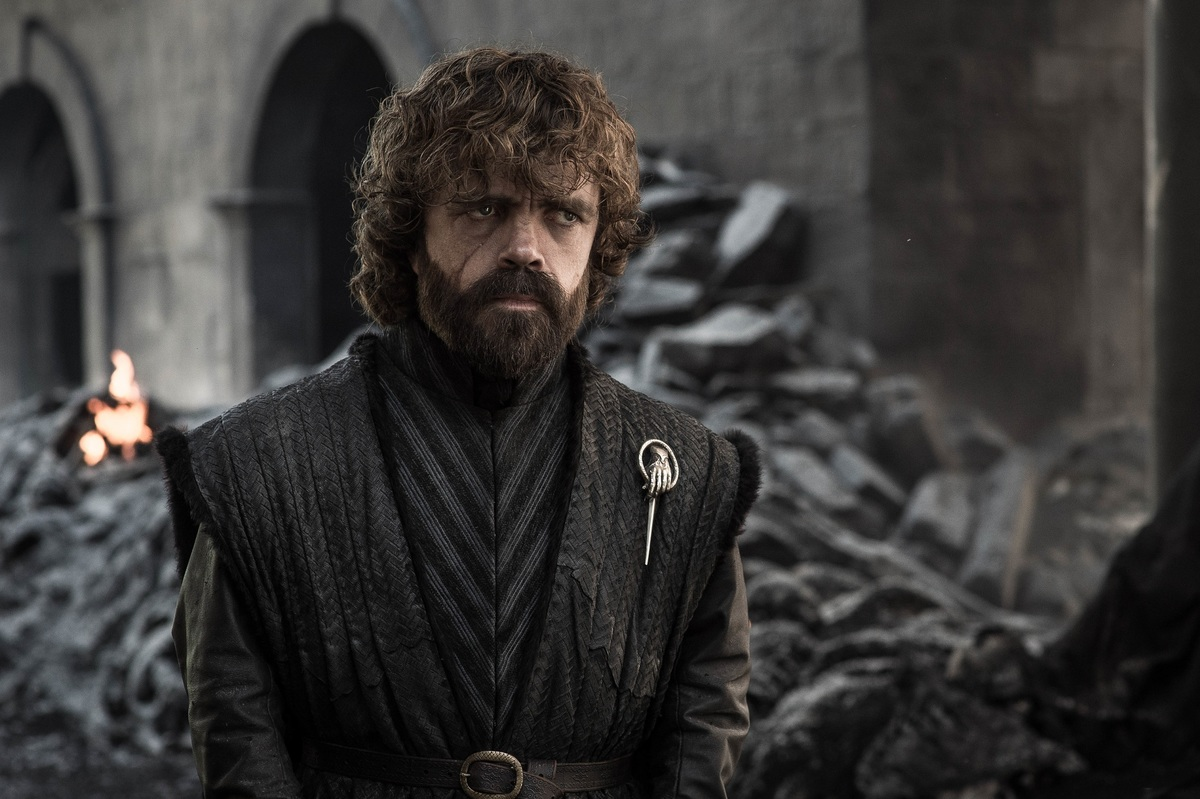 tyrion lannister game of thrones series finale