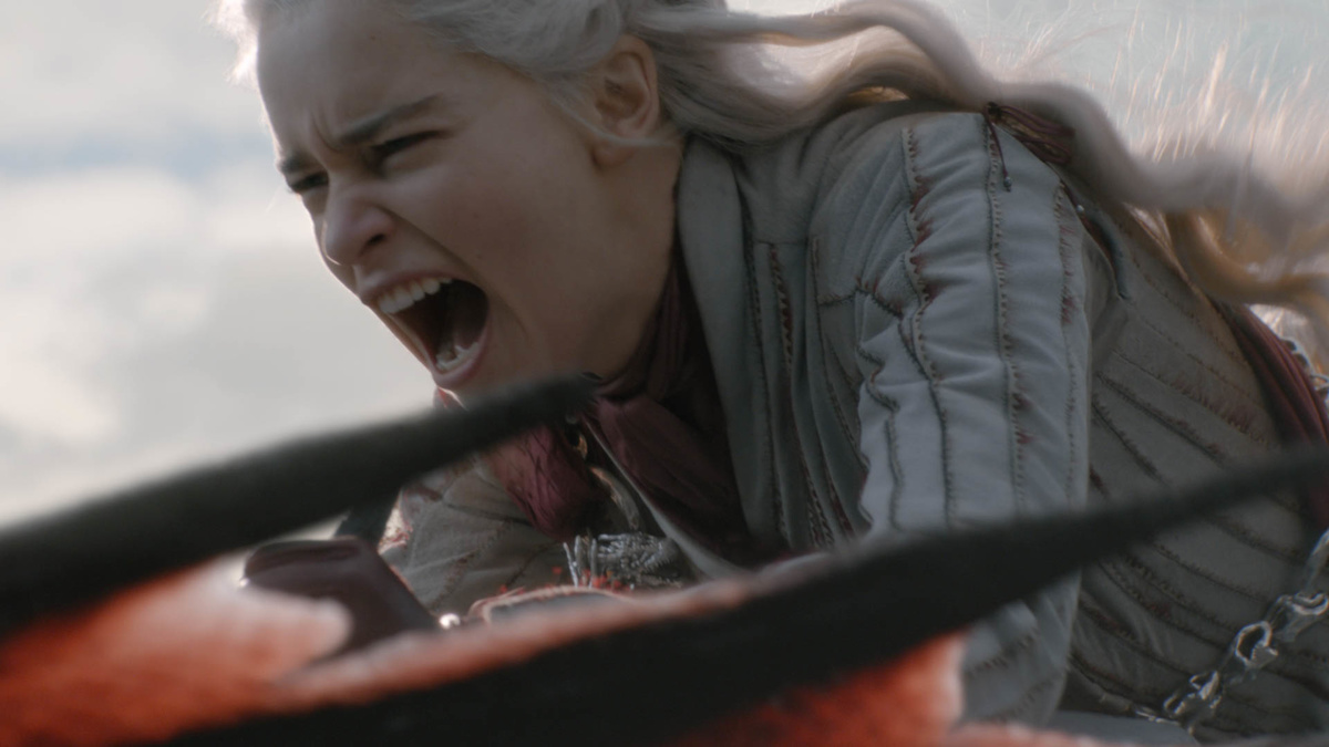 daenerys mad queen game of thrones