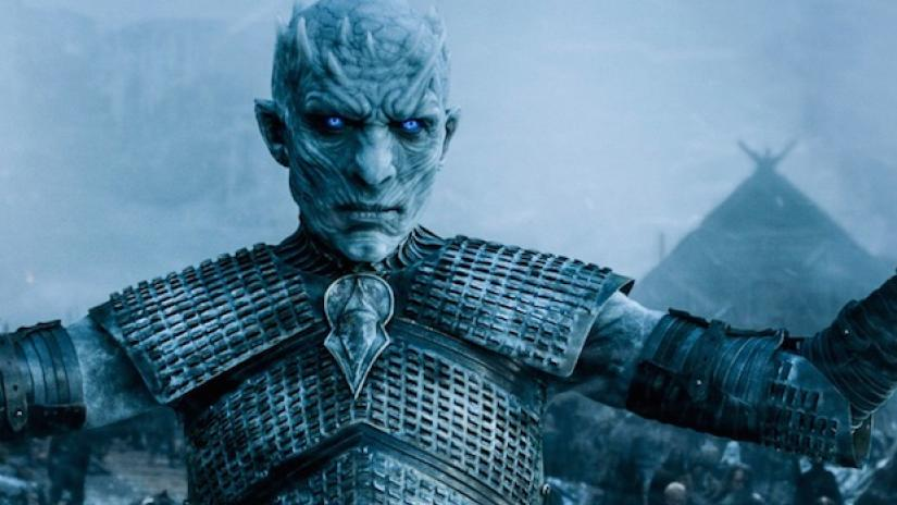 Game of thrones the night king series finale